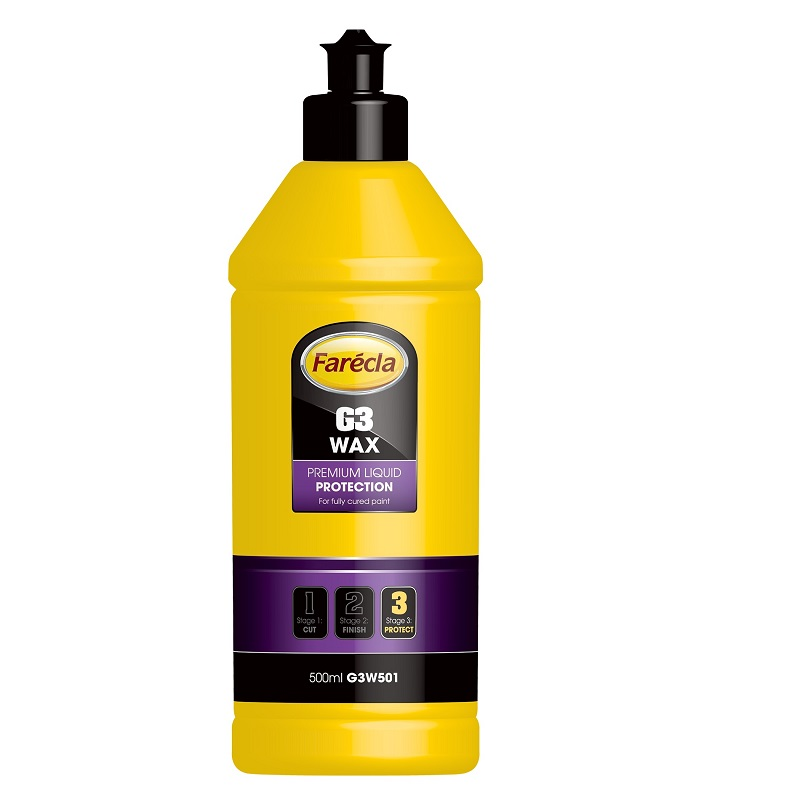 vosk Farécla G3 Wax Premium Liquid 500 ml